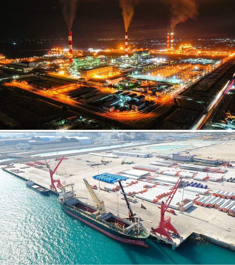 Tiềm năng 2 dự án đất nền Seaport Vĩnh Tân - Bình Thuận