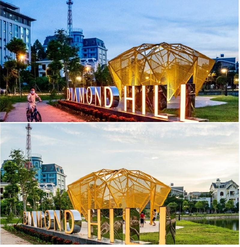 Tiến độ 3 dự án Bách Việt Diamond Hill Xương Giang - Bắc Giang