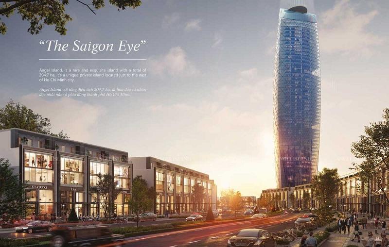 Tiện ích 2 dự án Angel Island Nhơn Trạch - Đồng Nai - The Saigon Eyes