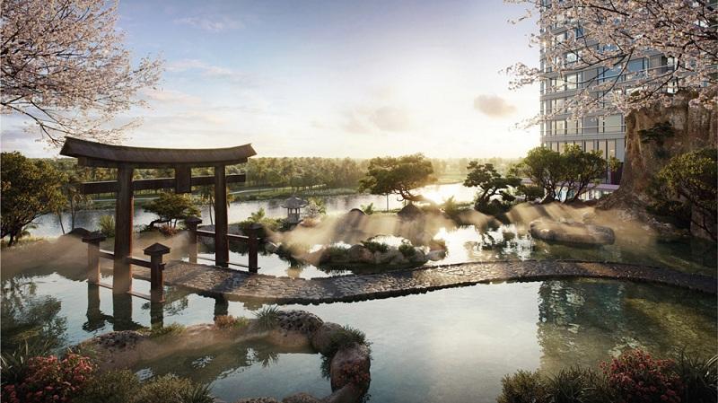 Tiện ích 3 chung cư The Landmark Onsen Ecopark