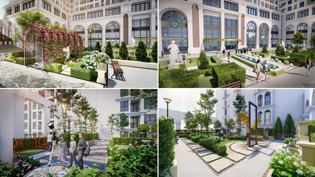 Tiện ích dự án BID Homes Eden Garden Lê Lợi - Thái Bình