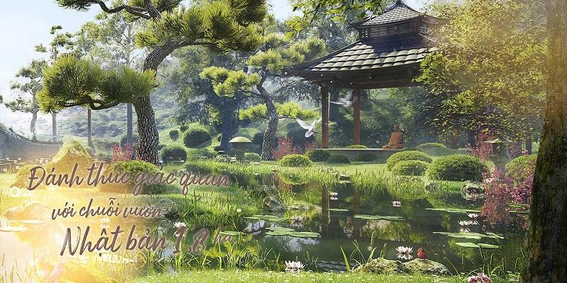 Tiện ích đẳng cấp chung cư The Landmark Onsen Ecopark