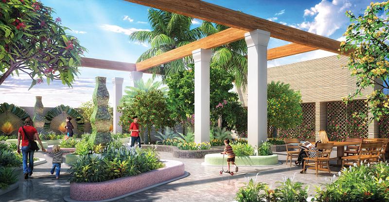 Tiện ích dự án chung cư Hà Nội Orchard Park số 6-8 Chùa Bộc