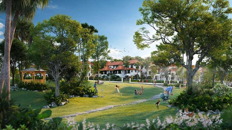 Tiện ích dự án Sun Tropical Villages Bãi Kem - Wellness Second Homes Phú Quốc