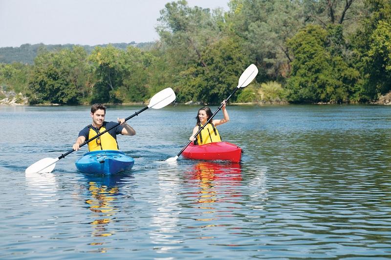 Tiện ích thuyền Kayak dự án Novaworld Đà Lạt - Lâm Đồng