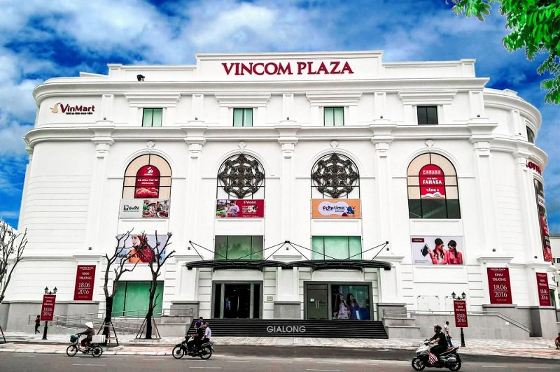 Vincom Plaza Lý Bôn gần dự án Venus Center City Trần Lãm - Thái Bình