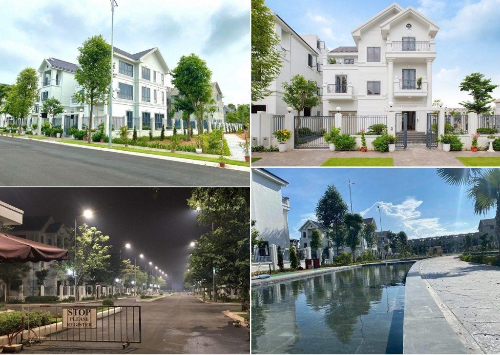 Ảnh thực tế dự án Times Garden Vĩnh Yên Residences
