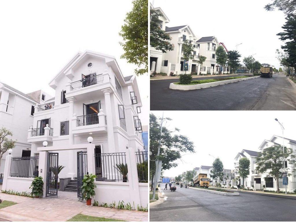 Ảnh thực tế 2 dự án Times Garden Vĩnh Yên Residences