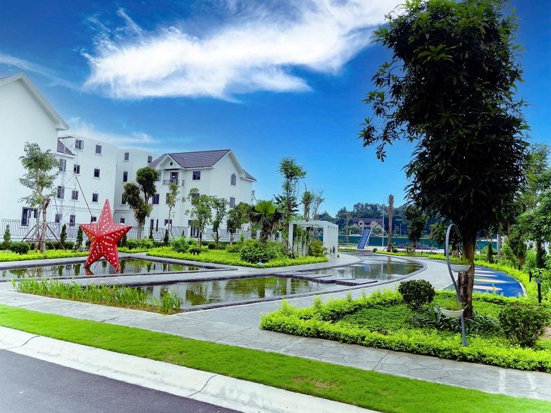 Ảnh thực tế 3 dự án Times Garden Vĩnh Yên Residences
