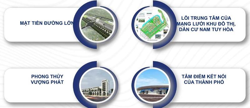 Kết nối dự án Lynn Times Tuy Hòa - Phú Yên