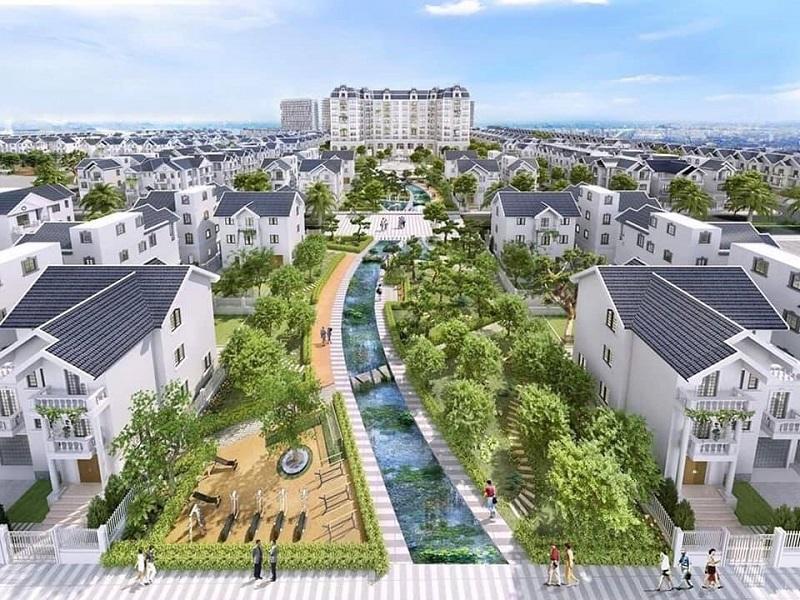 Phối cảnh 3 dự án Times Garden Vĩnh Yên Residences