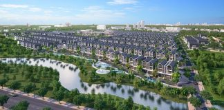 Phối cảnh dự án đất nền The Fusion Bà Rịa Vũng Tàu - Lan Anh 7 Châu Đức