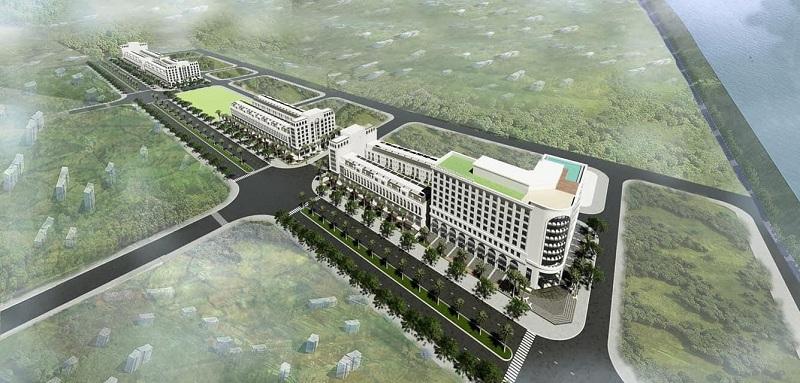 Phối cảnh dự án Lynn Times Tuy Hòa - Phú Yên