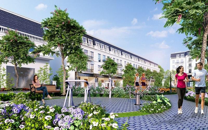 Tiện ích 2 dự án CIC Luxury Lào Cai - Cốc Lếu