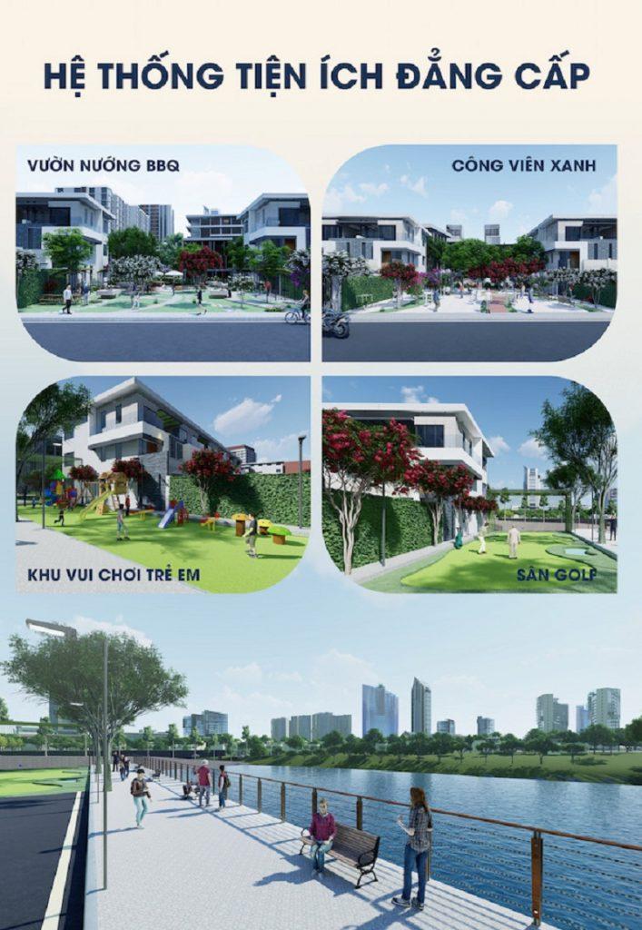 Tiện ích 40 lô đất nền Phú Cát - Hòa Lạc mặt đường tỉnh lộ 446